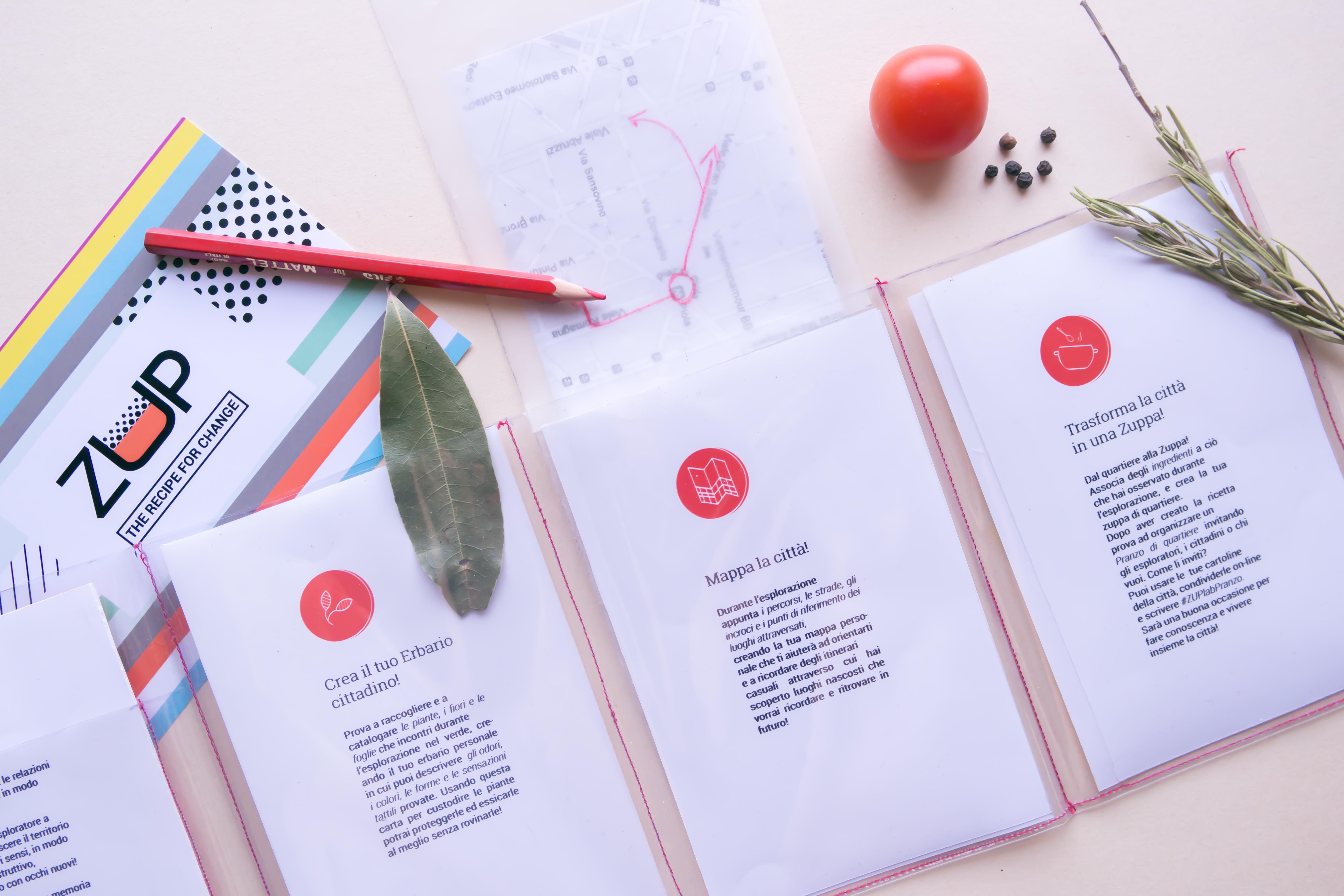 Zup e l abitare le ricette per progettare insieme for Progettare le proprie planimetrie