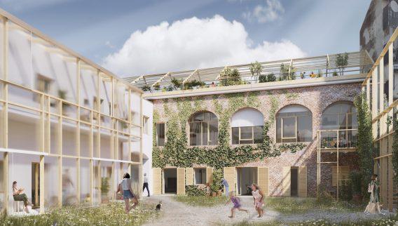 """Cohousing """"Vivere in cascina, in città"""" – Torino"""